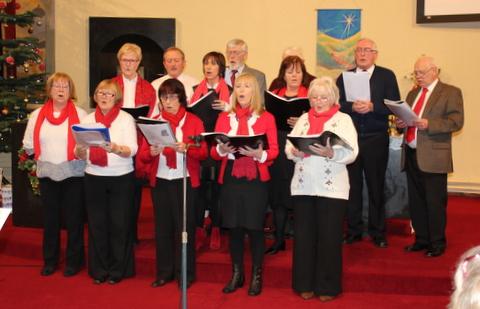 St. Fergal's Carol Concert 025