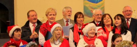 St. Fergal's Carol Concert 061